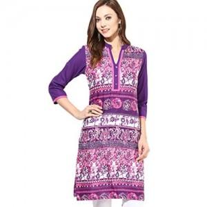 Jaipur Kurti Women's Cotton Kurti
