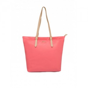 Lavie Pink Solid Shoulder Bag