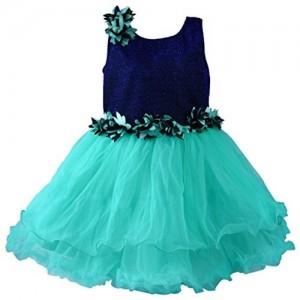 Wish Karo baby girls Frock Dress DN bx1006