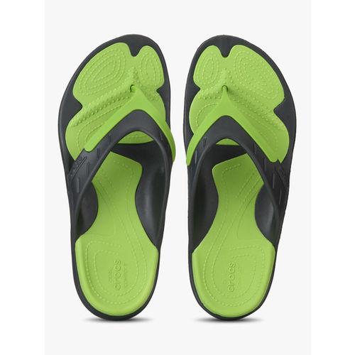 Crocs Modi Sport Grey Flip Flops
