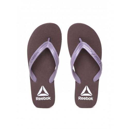 cb3094bdd207 Buy Reebok Women Purple Avenger Flip III Flip-Flops online ...