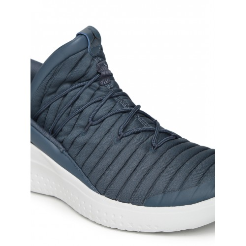 a261206fabf81 Buy Nike Men Navy Blue JORDAN FLIGHT LUXE Basketball Shoes online ...