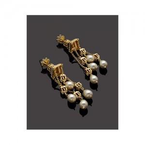 Voylla Regal Marvelous Mysore Earrings For Women