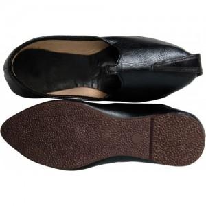Johnnie Black Artificial Leather Jutis