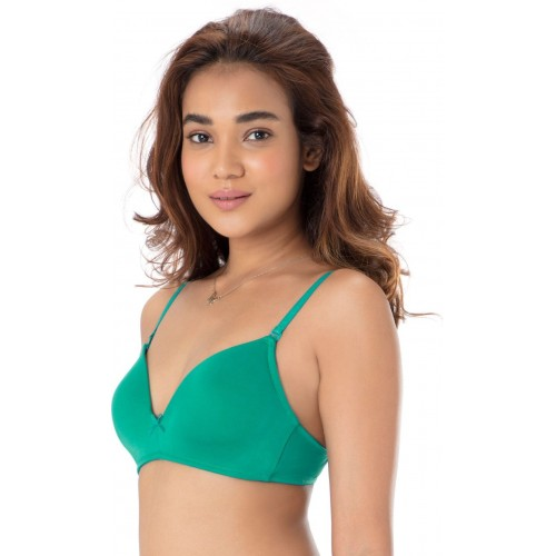 PrettySecrets Women Plunge Lightly Padded Bra