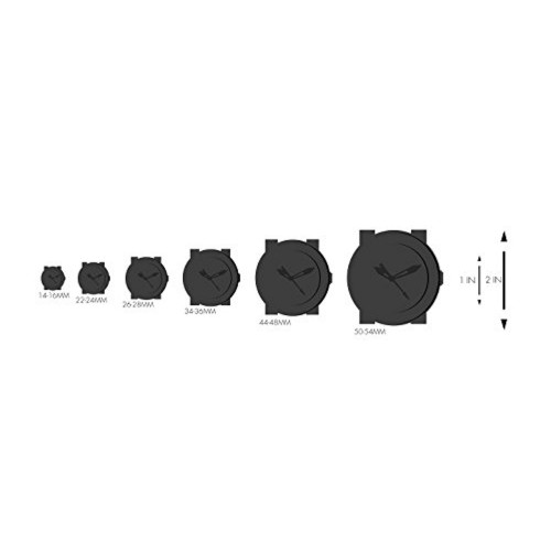 7134a7aae GUESS Men s U0167G1 Sporty Silicone Metal Silver-Tone Chronograph Watch ...