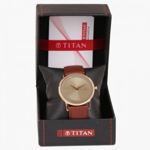 TITAN Classic Men's Analog Watch - 1672WL01