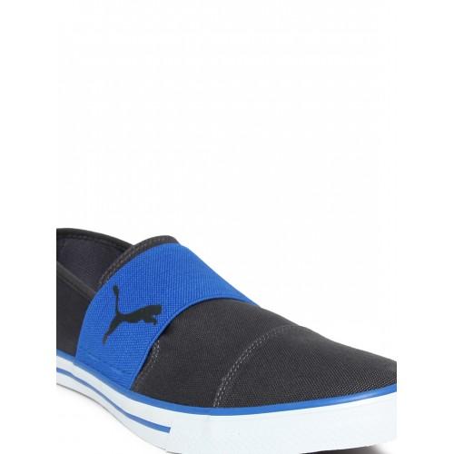 b322312a43e Buy Puma Unisex Grey Alpha Slip on CV IDP Sneakers online