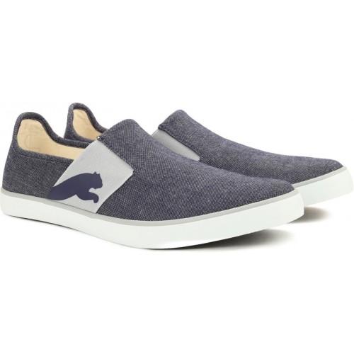 cb112260e7ae6d Buy Puma Lazy Slip On Ii Dp Peacoat- Blue Sneakers online