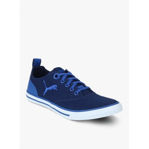 156f86ab1e9d02 Buy Puma Blue Sneakers For Men online