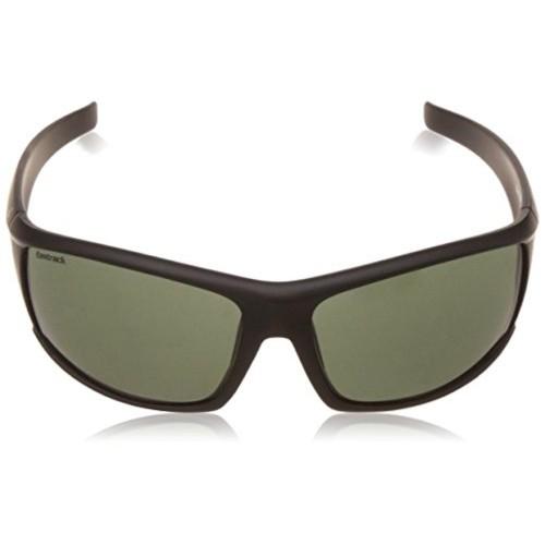 Fastrack Black & Green UV protected Sport Sunglasses