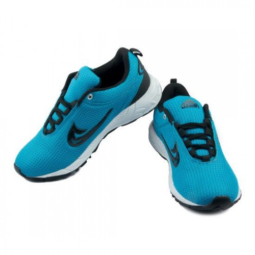 ASIAN Sky-Blue Lace Up Running Shoes