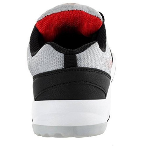 Ethics Men's Black Stylish Sports & Running outdoor Shoes
