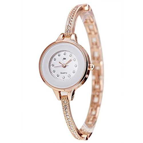 Addic Analogue White Dial Womens Watches-Addicww434
