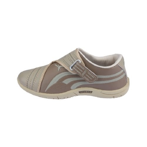 Lancer Beige Synthetic Casual Shoes