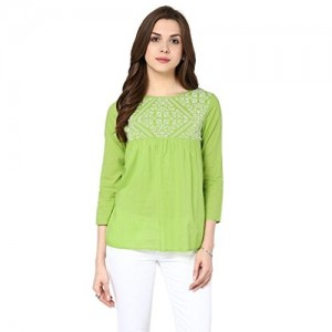 5f597aec608ade Buy latest Women s Tops from The Vanca online in India - Top ...