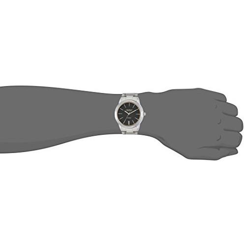 Laurels Large Size Polo Black Dial Men's Watch - Lo-Polo-102