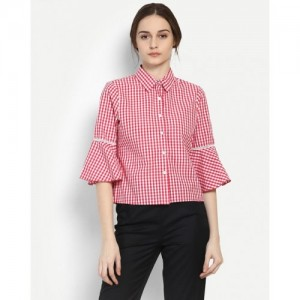 Stalkbuylove Gingham Mildred Shirt