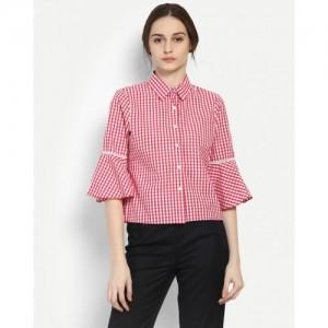 Stalkbuylove Gingham Mildred Shirt