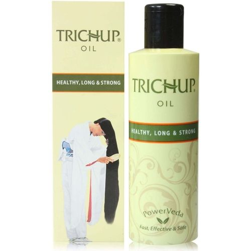 Trichup Healthy Long & Strong Hair Oil(200 ml)