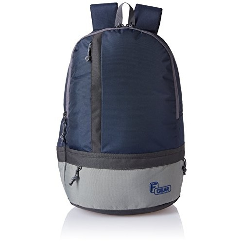 F Gear Burner NB G 19 Ltrs Navy Blue Casual Backpack (2446)