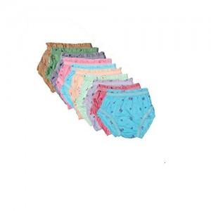 New Day Girls Hosiery Panties-Pack of 10