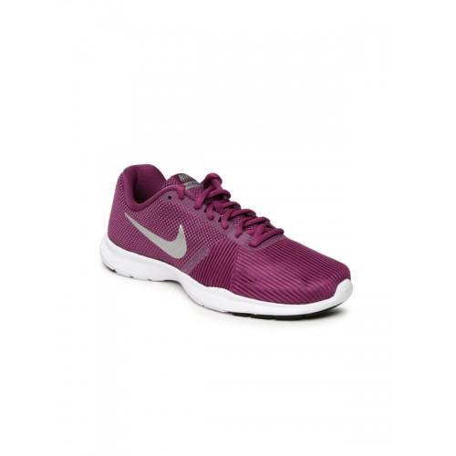 0cd66478b24e Buy Nike Women Pink FLEX BIJOUX Training Shoes online ...