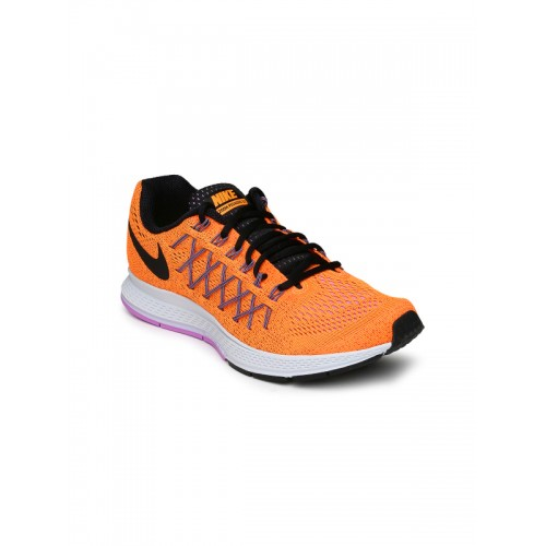 4ee35a5dd14cc Buy Nike Women Orange Air Zoom Pegasus 32 Running Shoes ...