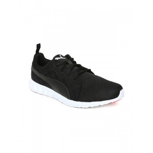 0134f6776114 Buy Puma Women Black Carson Cross Hatch Running Shoes online ...