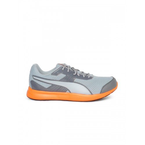 Puma Grey Escaper Pro IDP Quarry Running Shoes clearance geniue stockist clearance clearance store clearance under $60 clearance supply 31QuT
