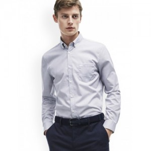 d1c926ce29b Buy latest Men's Shirts from Lacoste On Myntra online in India - Top ...