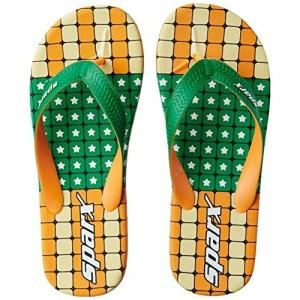 Sparx Men's Multi Color Flip Flops