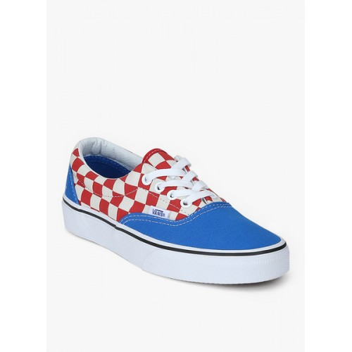 4993aa9e0b Buy Vans Era Blue Checked Sneakers online