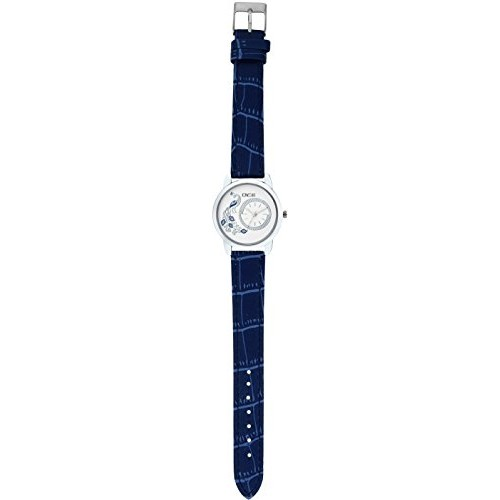 Dice Analogue White Dial Women's Watch - GRC-W157-8867