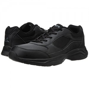 Bata Boy's Pw Champ Black Formal Shoes