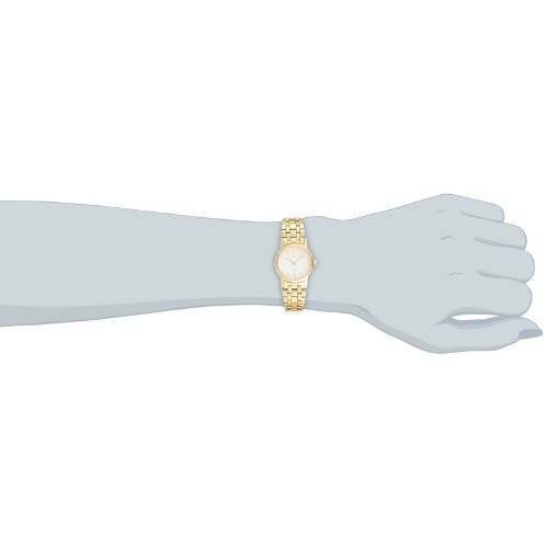 Timex Classics Analog White Dial Women's Watch - B303
