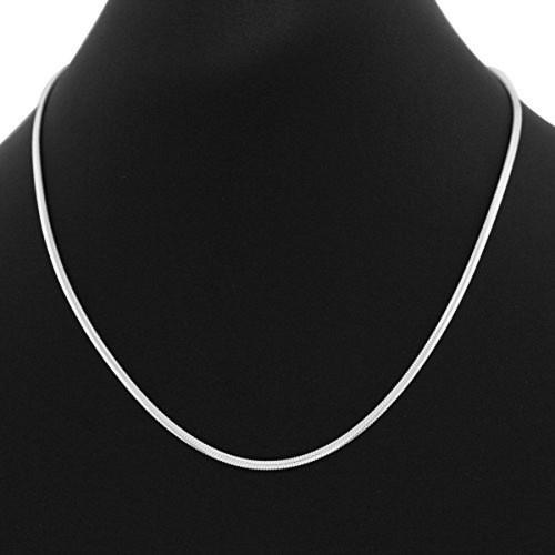 925-Silver Women's Silver/Sterling Silver Chain