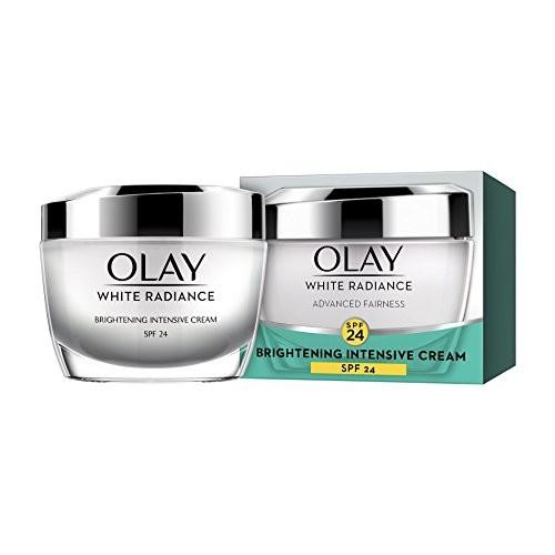 Olay Whitening Brightening Intensive Cream Moisturiser SPF 24
