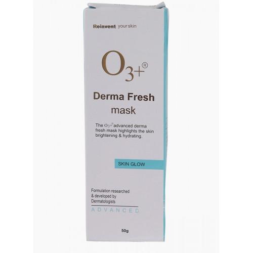 O3+ Derma Fresh Face Mask 50Ml