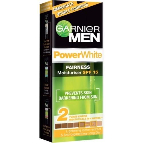 Garnier Men Power White Fairness Cream SPF 15