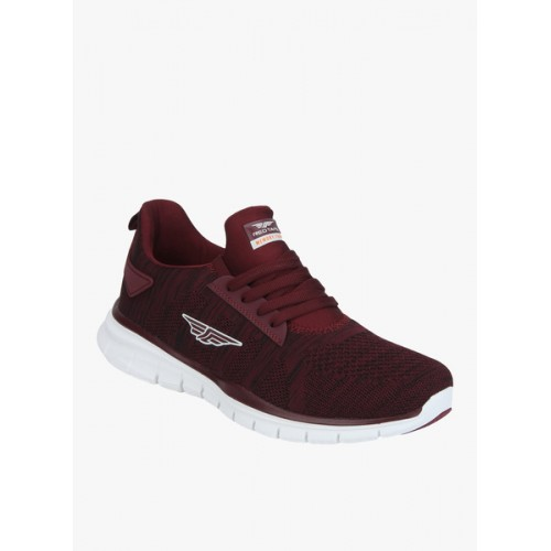 Red Tape Men's Maroon Running Shoes