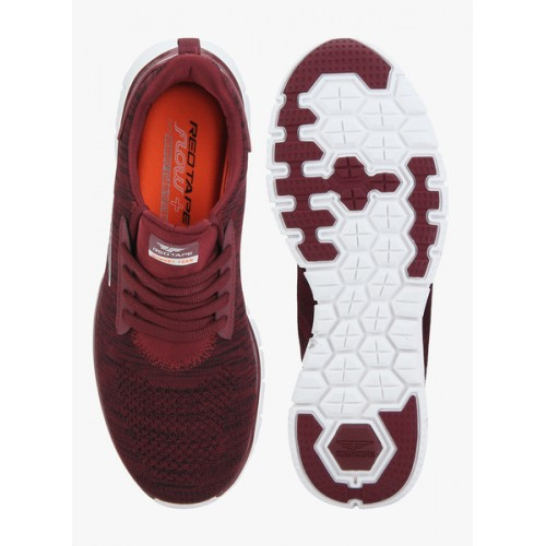 Buy Red Tape Men's Maroon Running Shoes