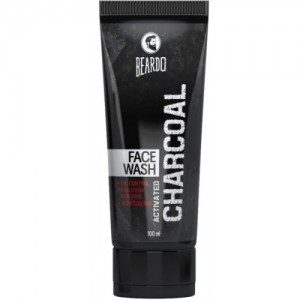 Beardo Activated Charcoal Face Wash - 100ml