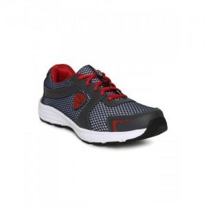 Duke Men's Grey Running Shoes