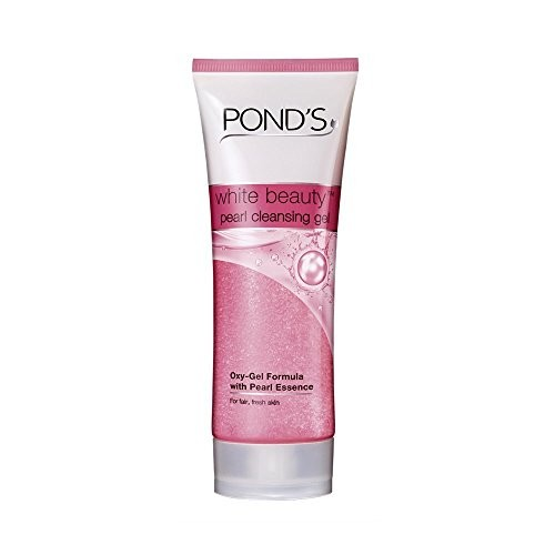 POND'S White Beauty Pearl Cleansing Gel Face Wash, 100 g