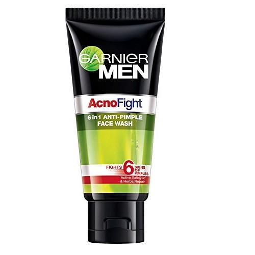 Garnier Men Oil Clear Face Wash, 50g