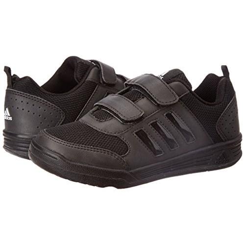 Buy Adidas Boy's Flo K Black Formal Shoes online | Looksgud.in