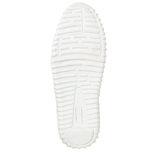 Blinder Men's Black Cotton Printed Casual Shoes