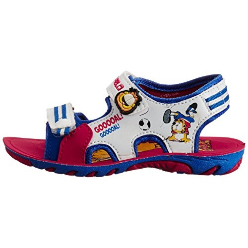 Garfield Boy's Vinyl Sandals and Floaters