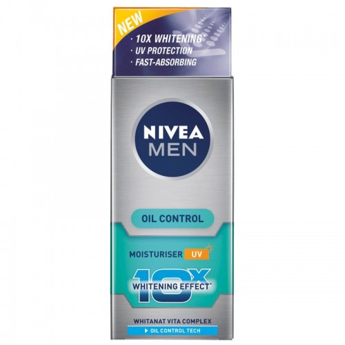 Nivea Men Oil Control Moisturiser (10X whitening) 20ml